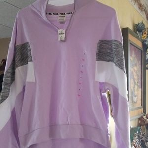 Small pink pull over brand new never worn